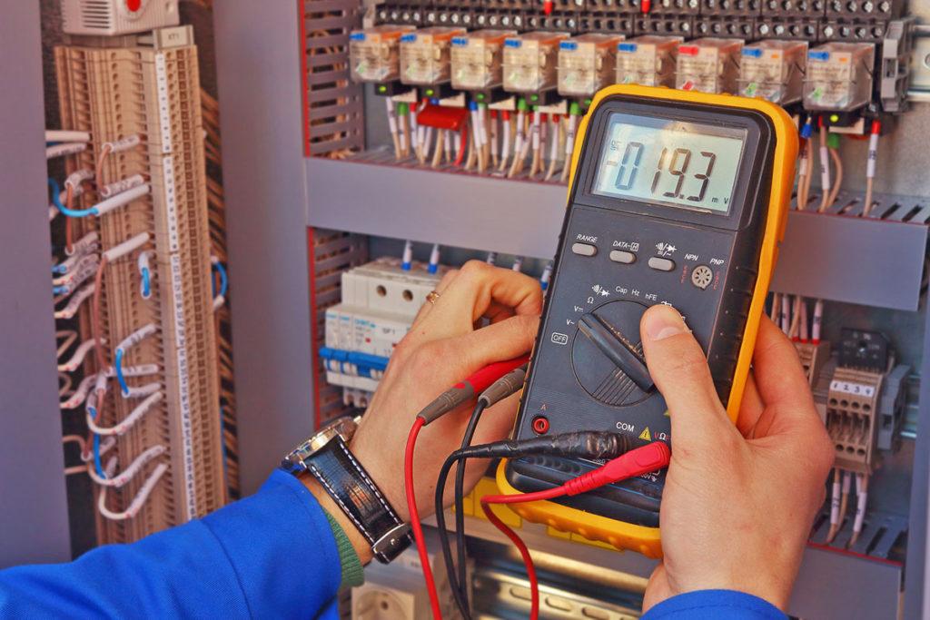Électricité - dépannage professionnel