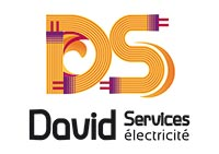 Électricien Paris 10  – David Services en Ile-de-France Logo