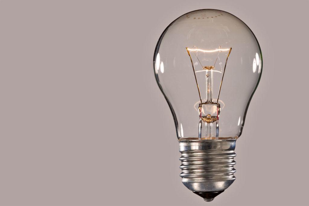 Ampoule électrique à incandescence