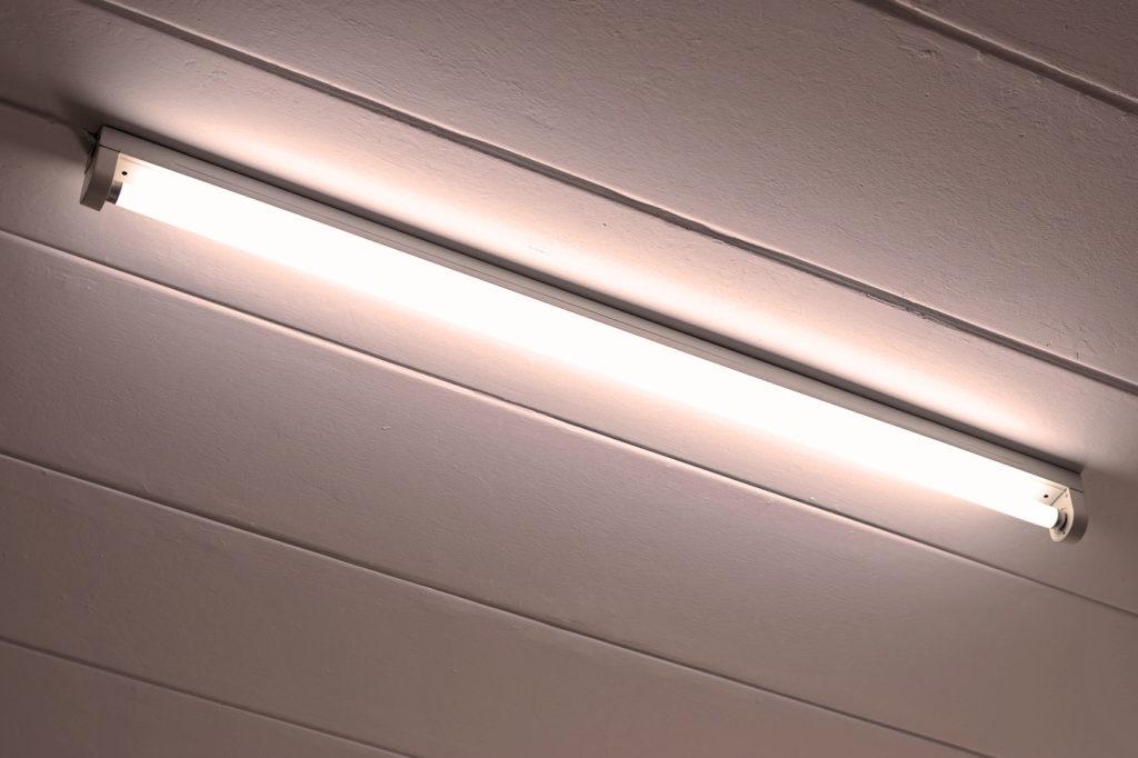 Ampoule tube néon