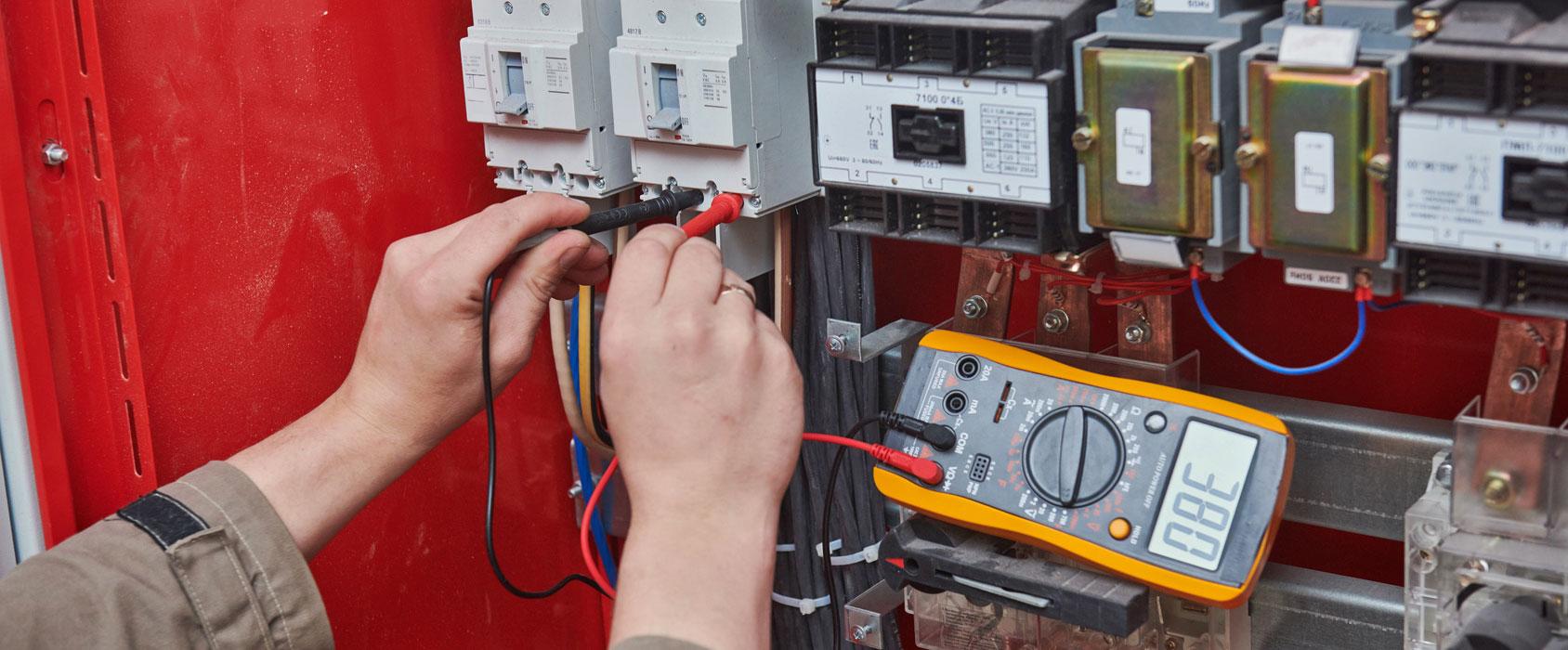Dépannage électricité professionnels
