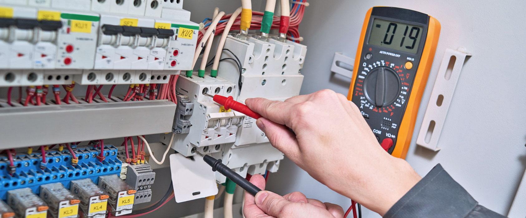 Remise aux normes électricité professionnels