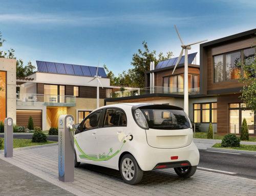 Installez une borne de recharge pour votre véhicule électrique – habilitation IRVE