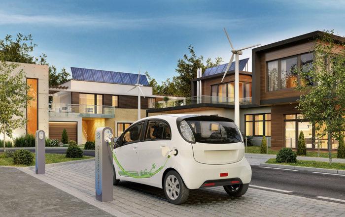 Recharge voiture électrique particulier